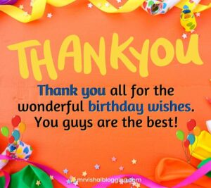 Best Hd Birthday Thank You Images For Free Download