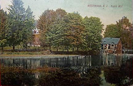 Yates Mill - 1904.