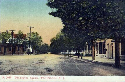 Washington Square - 1907.