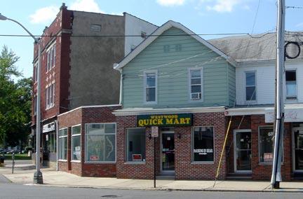 Horn's Bakery Site - 2008.