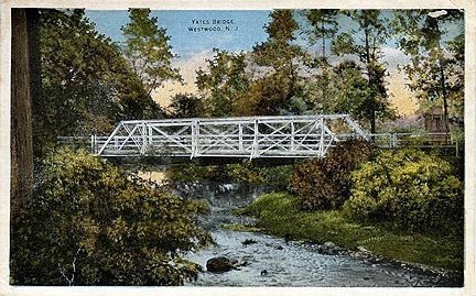 Yates Bridge - 1917.