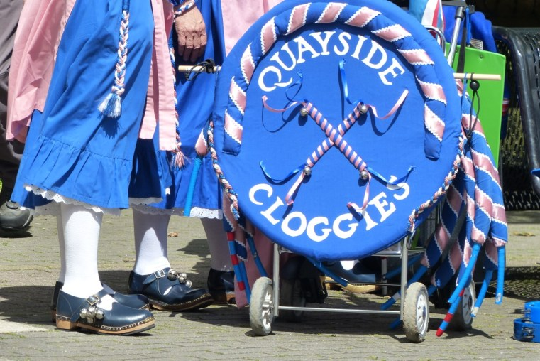 Quayside Cloggies - another women's North West side from Bournemouth