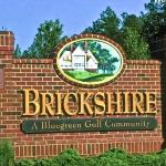 entrance to brickshire