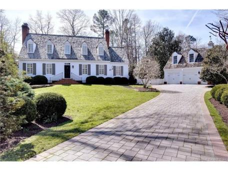 fords colony custom home