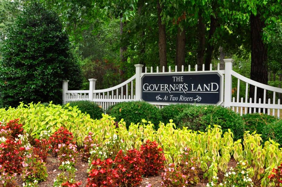 governors land williamsburg va
