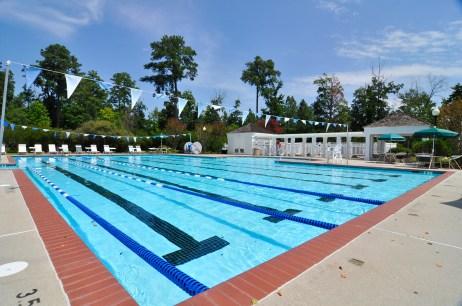 park east pool