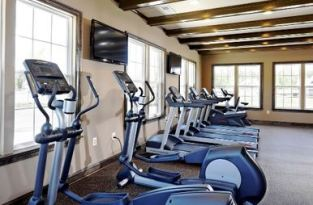 fitness center four seasons at new kent vineyards