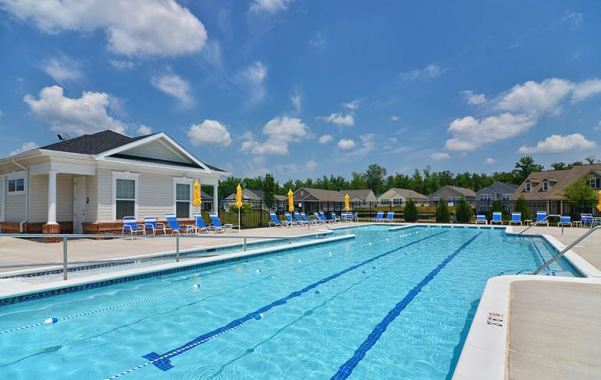 pool at four seasons new kent va