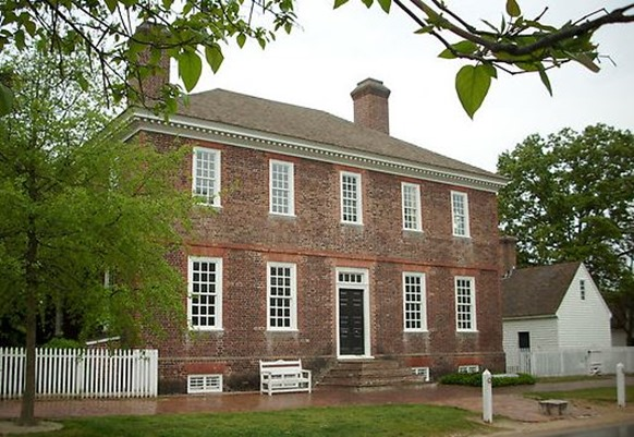 george wythe house williamsburg