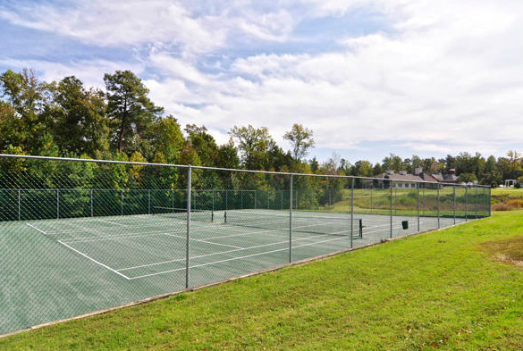 tennis courts greensprings plantation williamsburg va