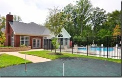 pool-clubhouse villas at five forks