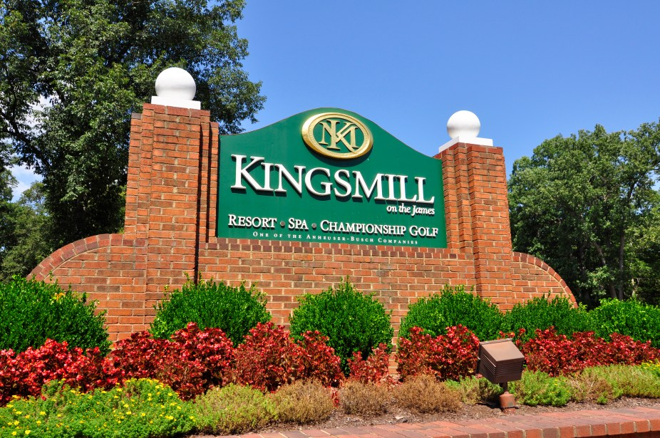 Kingsmill Williamsburg VA
