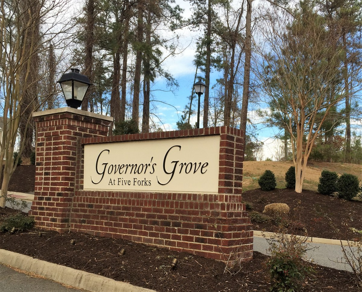 Governors Grove — Mr Williamsburg