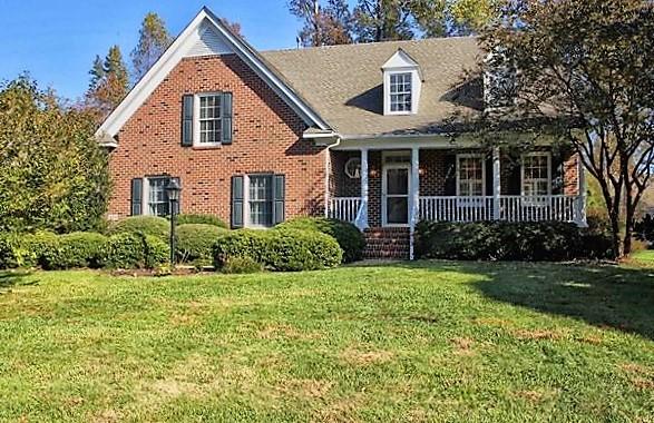 home in Piney Creek Estates
