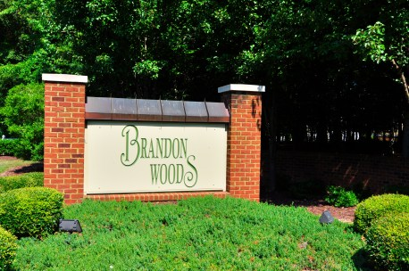 Brandon Woods sign