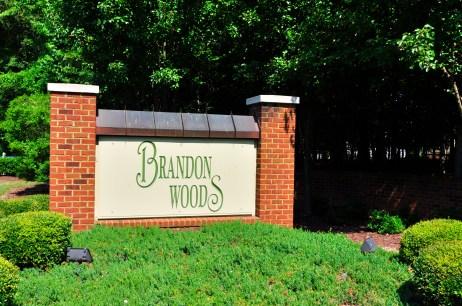 Brandon Woods sign