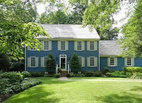windsor forest colonial home