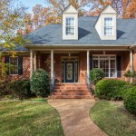 Unique home for sale in The Colonies @ Powhatan Secondary in Williamsburg VA