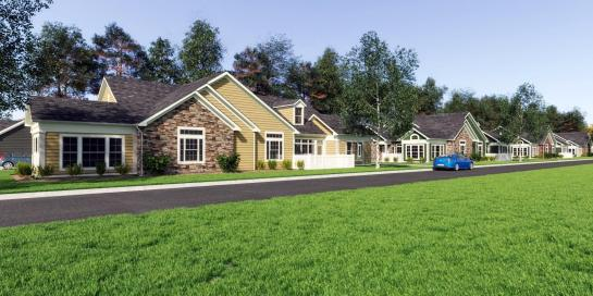 street view villas at ashlake