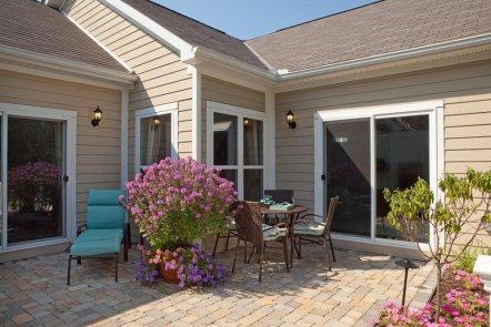 villas at ashlake patio