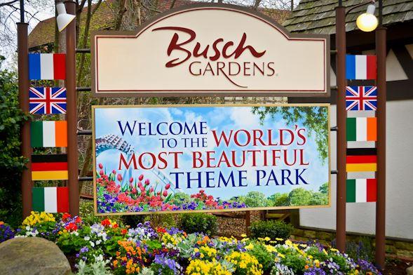 Busch gardens williamsburg and water country usa launch new membership program mr williamsburg for Busch gardens and water country usa packages