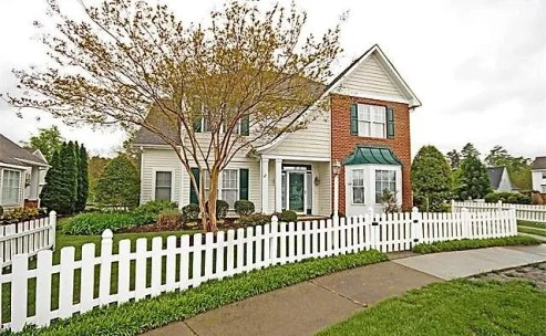 home in orchard hill