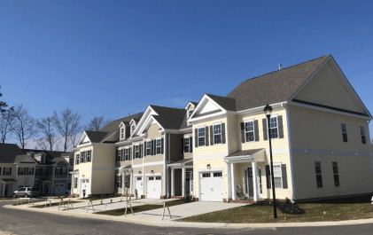 town homes in Martin Farm, Yorktown7