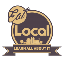 Eat local Williamsburg Library