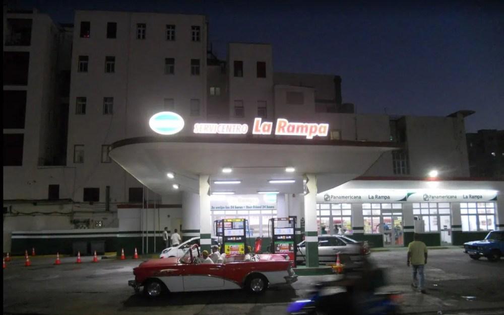 La Rampa,Havana