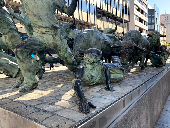 Pamplona Bulls Travel Culture