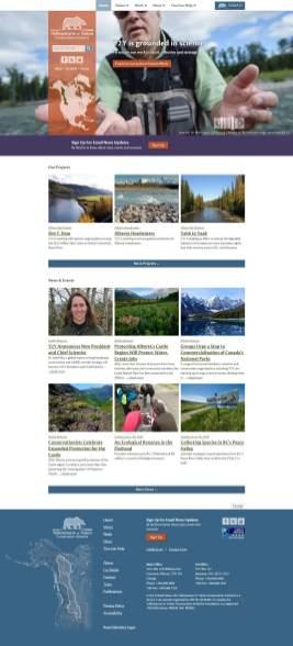 Y2Y New Home Page