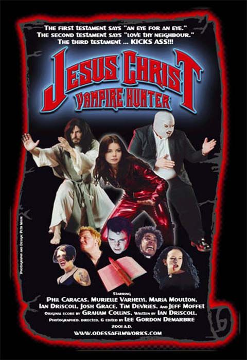 """Tu segunda resurrección ha sido un error"" – JesucristoCaza-Vampiros (1/6)"