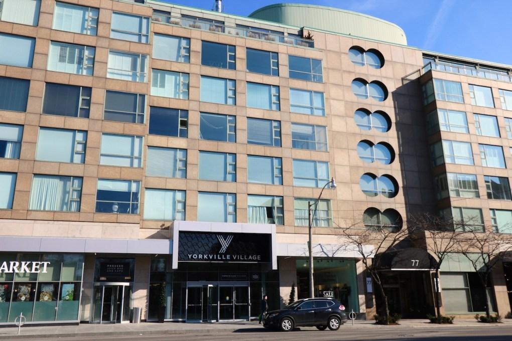 New Hazelton Lanes Condo 77 Avenue Road Yorkville Toronto