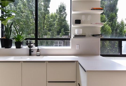 Kitchen of 295 Davenport - Unit 214