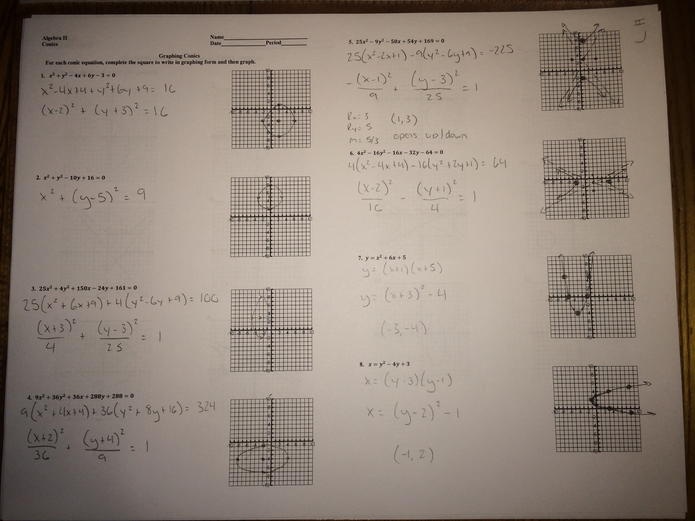 Homework Answers Test 6 3