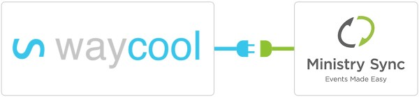 Ministry Sync integrates with WayCool