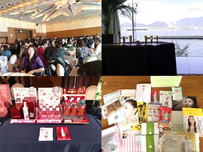 君島十和子さんのトークイベント「美の神様、廣瀬神社」