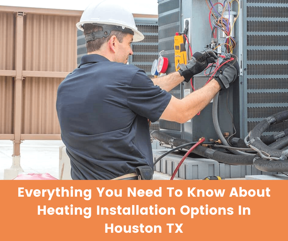 Repair, Maintenance and Installation services in Houston