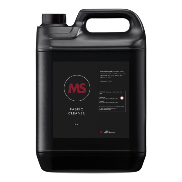 Automotive Surface Protection - Fabric Cleaner 5L