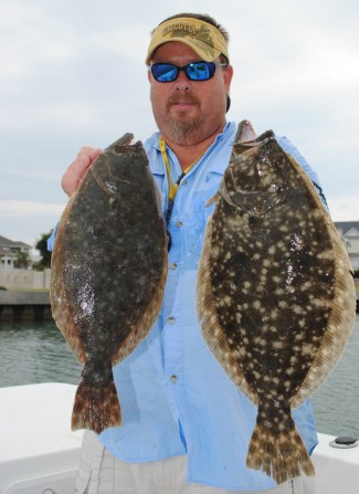 Know the right equation and the result will be doormat flounder.