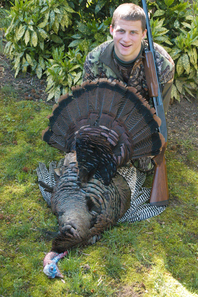 Be patient with late-season turkeys; they have heard plenty of calls and are extremely wary, so different tactics may be required.