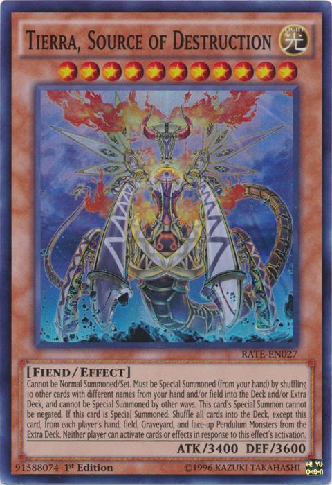 Tierra Source Of Destruction Yugipedia Yu Gi Oh Wiki