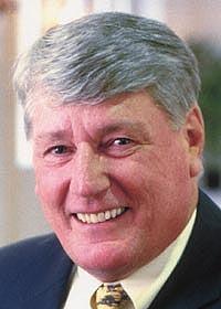 [photo, Michael E. Busch, House Speaker]