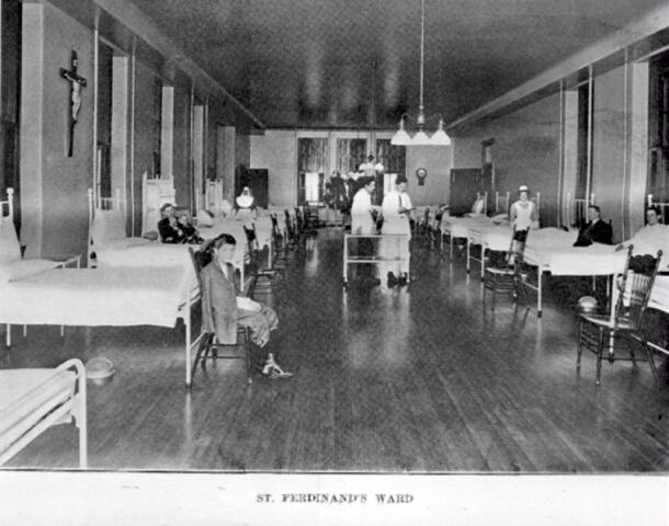 St. Ferdinand's Ward.