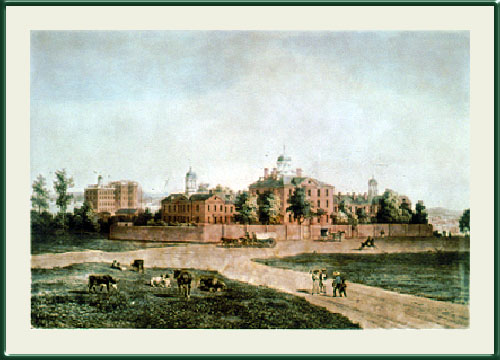 Maryland Hospital. Cator Collection. Enoch Pratt Free Library, Baltimore