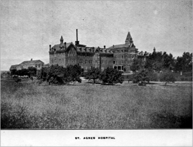 St. Agnes Hospital.