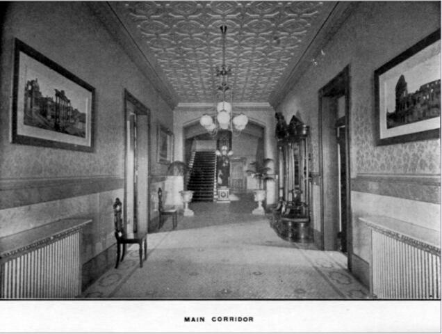 Main Corridor.
