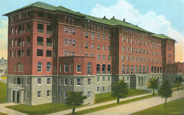 Union Memorial Hospital, Baltimore, Md. Private Collection.
