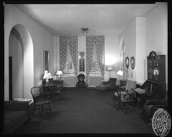 Union Memorial Hospital - interior views. Hughes Studio Photograph Collection, PP 30. Maryland Historical Society