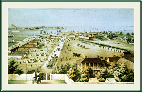 Fort McHenry, Baltimore, Md.. Cator Collection. Enoch Pratt Free Library, Baltimore